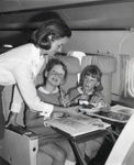 Air New Zealand promotional photograph; Unknown Photographer; 1966; 14-6113