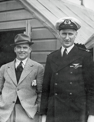 NAC personalities; Whites Aviation Limited; Apr 1947; 14-6251