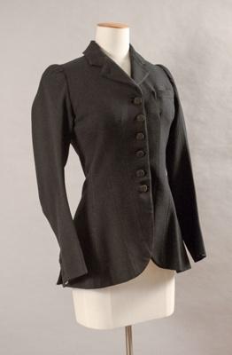 Jacket [Ladies Riding Jacket]; 1997.75.1