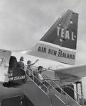 Air New Zealand promotional photograph; Unknown Photographer; 1966; 14-6123