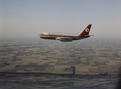 NAC Boeing 737; Mannering and Associates Limited; 1974; 08/117/427