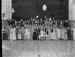 Group portrait at dance hall; Unidentified; 1930s; 13-2220