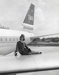 Air New Zealand promotional photograph; Unknown Photographer; 1966; 14-6418