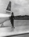 Air New Zealand promotional photograph; Unknown Photographer; 1966; 14-6412