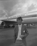 Air New Zealand Boeing 747; Mannering and Associates Limited; 08/117/2247