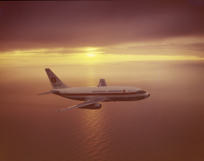 NAC Boeing 737; Mannering and Associates Limited; 08/117/783