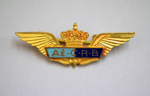 Lapel Pin [AE CRB Royal Aero Club]; 2006.219