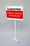Sign [Qantas]; Qantas Airways Limited (Australia, estab. 1920); 2016.36.55