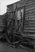 Photograph of old wooden house; Les Downey; 1975; 14-3844