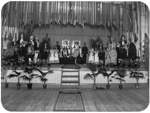 Amateur theatre; Unidentified; 1930s; 13-2196