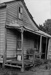Photograph of old wooden house; Les Downey; 1975; 14-3842
