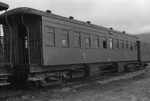 Photograph of carriage A 1177; Les Downey; 1972-1976; 14-3478