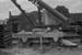 Photograph of coal crane; Les Downey; 1972; 14-3393