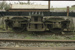 Photograph of old carriage bogie; Les Downey; 1985?; 14-4338