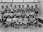 Men's weight gymnasium; Unidentified; 1930s; 13-2242