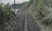 Photograph of rail line, Opua; Les Downey; 1972-1976; 14-4094