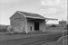 Photograph of goods shed, Taipuha station; Les Downey; 1972-1976; 14-1026