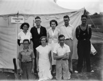 Tennis club; Unidentified; 1930s; 13-2280