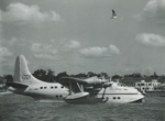 TEAL Solent ZK-AMM; Whites Aviation Limited; 06 Oct 1949; 15-0555