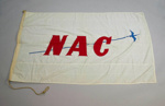 Airline Flag [NAC]; Hutcheson, Wilson and Company Limited (New Zealand, estab. 1894), National Airways Corporation (New Zealand, estab. 1947, closed 1978); 2003.265