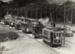 [MOTAT heritage tram nos. 11, 100 (steam), 248, 257, 135, 321 running on MOTAT tramway]; New Zealand Herald; [1960s-1980s]; PHO-2017-5.35