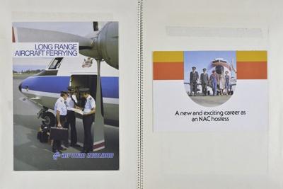Aviation scrapbook; Mannering and Associates Limited; 22 Jul 1964; 08/117/2675