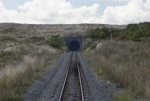 Photograph of Bickerstaffe tunnel; Les Downey; 1987; 14-4225