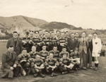 [Unidentified rugby team]; Photo News Limited; 1950s?; 14-0902
