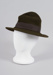 Uniform Hat [Shunter Lemon Squeezer]; New Zealand Rail; 2014.321