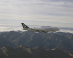 Air New Zealand Boeing 747/400; Mannering and Associates Limited; 02 Apr 1997; 08/117/1122