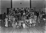 Children dressed in costume; Unidentified; 1930s; 13-2181