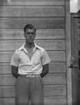 A young man; Unidentified; 1930s; 13-2013