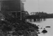 Photograph of Opua wharf sheds; Les Downey; 1972-1976; 14-4074