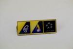 Badge [Air New Zealand, Ansett Australia, Star Alliance]; Air New Zealand Limited (New Zealand, estab. 1965), Ansett Airlines Limited (Australia, estab. 1936, closed 2002), Star Alliance (estab. 1997); 2003.143