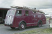 Photograph of Dennis F8 fire truck; Les Downey; 1985?; 14-4540