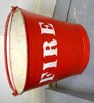 Fire Bucket; 2011.437