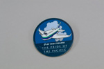 Badge [Air New Zealand]; Air New Zealand Limited (New Zealand, estab. 1965); 2003.97