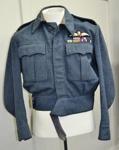 Uniform Tunic [RNZAF]; Laufers Leeds (England); 1945; 2011.426