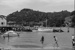 Photograph of Whitianga wharf; Les Downey; 1973; 14-1981