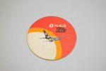 Coaster [NAC]; National Airways Corporation (New Zealand, estab. 1947, closed 1978); 2012.164.3