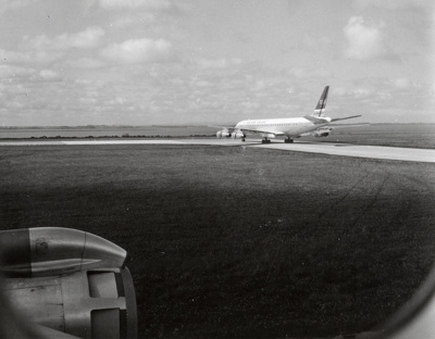 Air New Zealand DC8; Whites Aviation Limited; 25 Nov 1965; 14-6011
