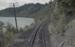 Photograph of rail line, Opua; Les Downey; 1972-1976; 14-4093