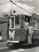 Golden Jubilee tram, 1952; Graham C. Stewart (b.1932); Nov 1952; 08/092/145