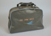 Travel Bag [Teal]; Tasman Empire Airways Limited (New Zealand, estab. 1940, closed 1965); 2004.427