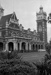 Photograph of Dunedin railway station; Les Downey; 1972-1976; 14-3683