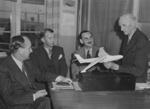 TEAL Mechanics Bay Base; Whites Aviation Limited; 17 May 1950; 14-6682