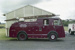 Photograph of Dennis F8 fire truck; Les Downey; 1985?; 14-4539