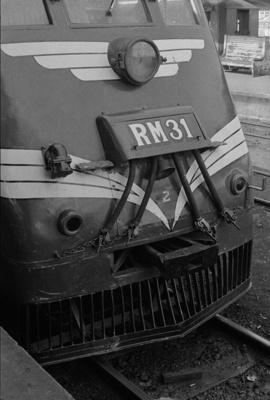 Photograph of railcar RM 31; Les Downey; 1972-1976; 14-2199