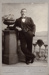 Photograph of a man; F. E. Tomlinson; 13-1104