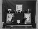 Photograph from a caged bird competition; Unidentified; 1933-1934; 13-2028